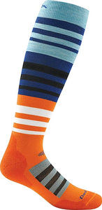 Junior Vertical Over-the-Calf Cushioned Sock by Darn Tough