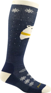 Women's Mama Bear Over-The-Calf Midweight Ski and Snowboard Sock by Darn Tough