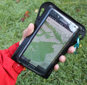 Trailproof Waterproof Phone Case by Aquapac