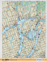 Bobcaygeon Topographic Map by Backroad Mapbooks