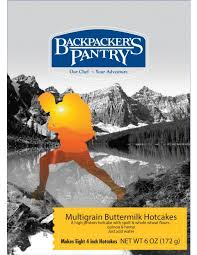 Multigrain Buttermilk Hotcake Mix by Backpacker's Pantry