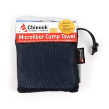 Microfiber Camp Towel by Chinook