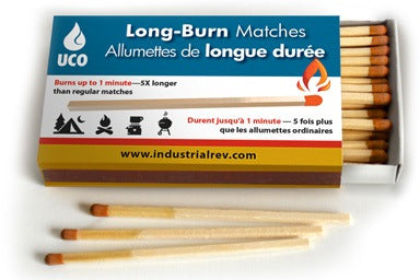Long-Burn Matches (50) by UCO