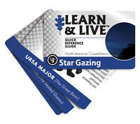 Learn & Live Stargazing Cards by UST
