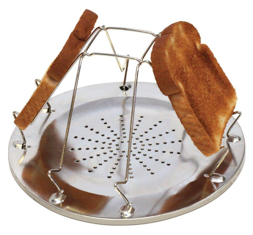 Camp Toaster (4 Slice) by World Famous