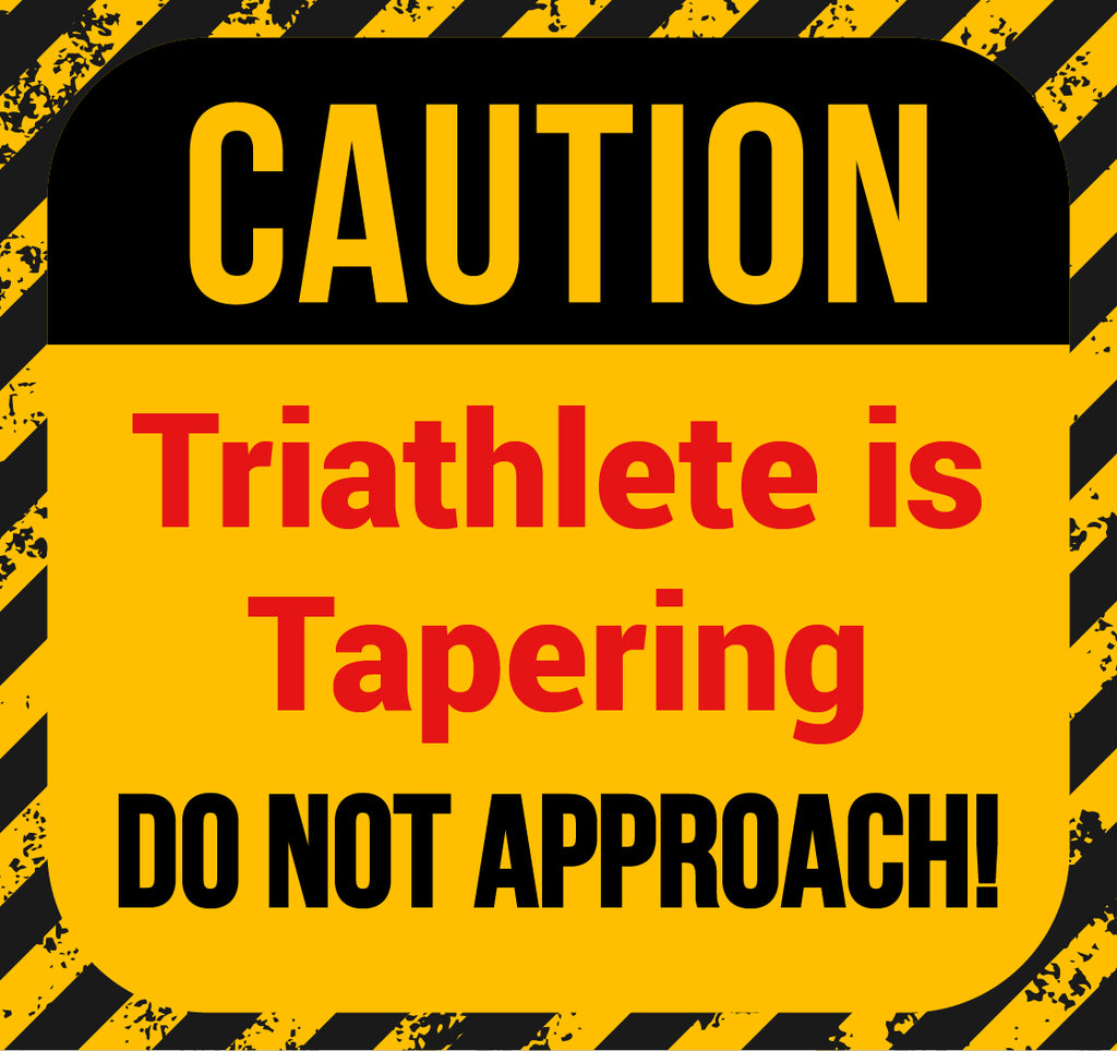 Taper-week Tragedy. Learn These 5 Tips to Avoid Getting Injured And Sick In The Taper Week