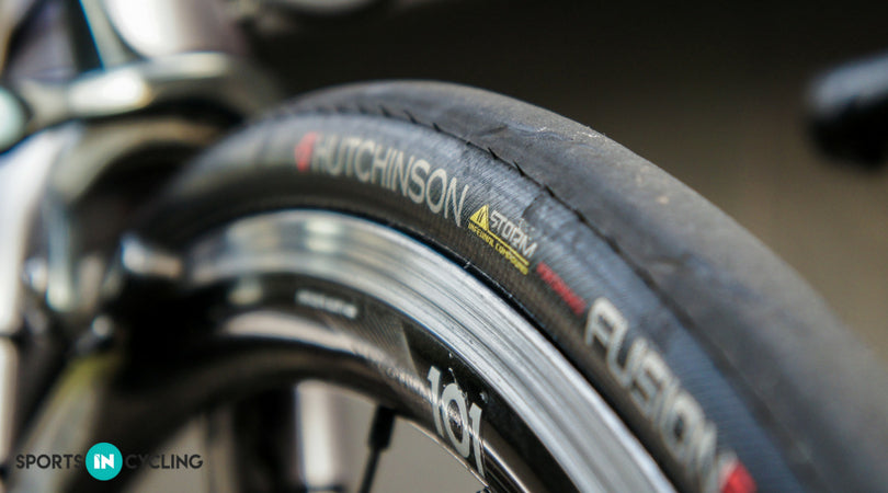 Tire Widths For Roadies: The Wider Your Tires, The Faster You Go