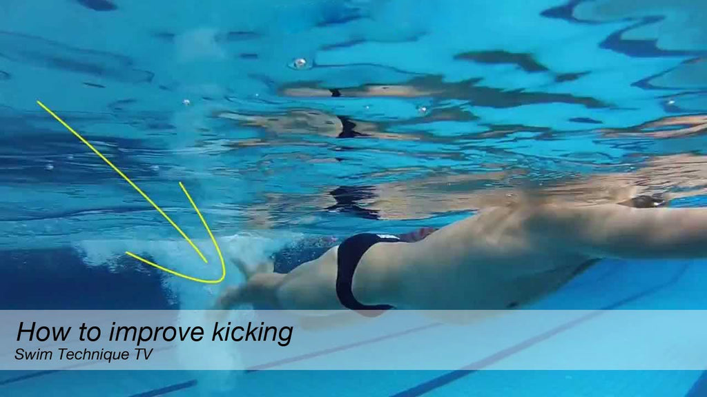 Swimming - Kicking