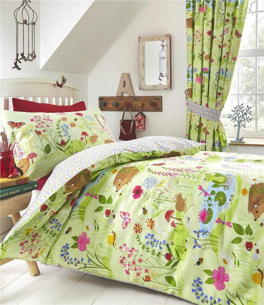 Duvet cover sets country animals wild flowers bedding & curtains available