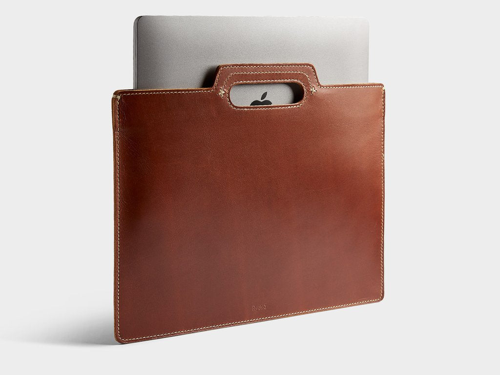 KINGSTON Portfolio/Laptop Sleeve - Tan