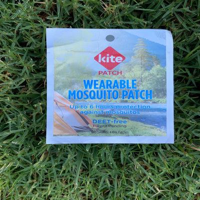 Kite Patch - Wearable Spatial Mosquito Repellent