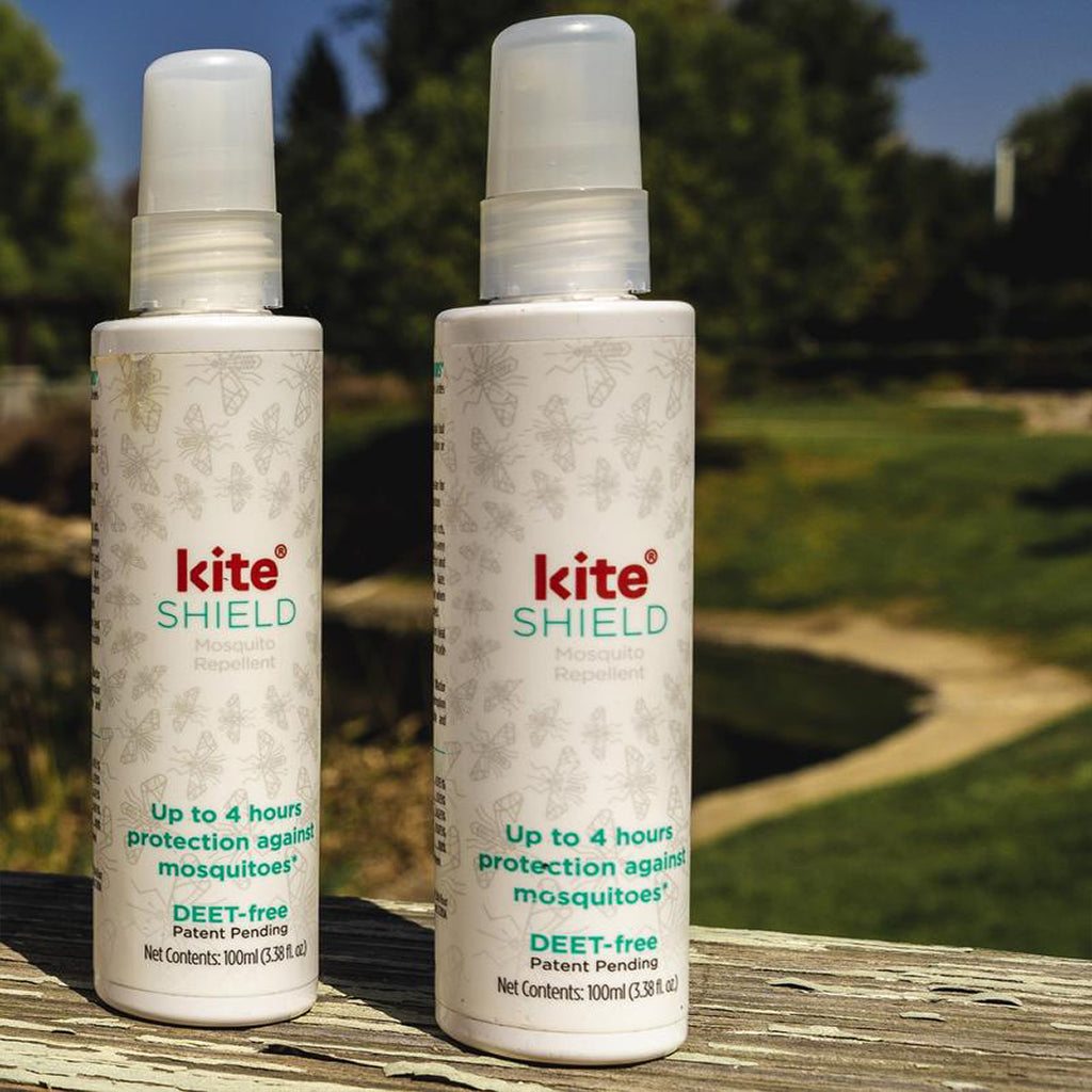 Kite Shield - All Natural Mosquito Repellent (Free Shipping Within The US)