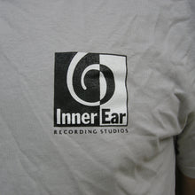 Inner Ear Recording Studios - T-shirt ICE GREY