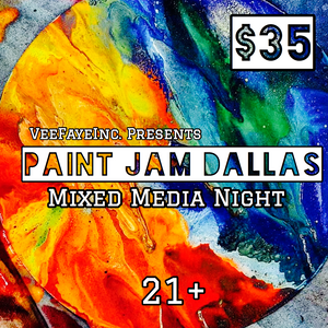 Paint Jam Dallas