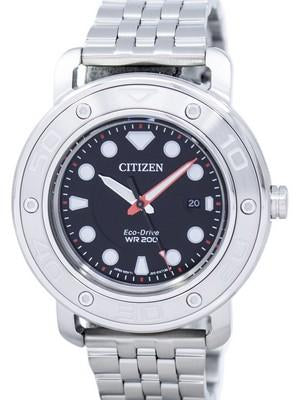 Citizen Eco-DIY 200M AW1530-65E Mens Watch