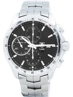 Tag Heuer Link Automatic Chronograph Tachymeter CAT2010.BA0952 Mens Watch