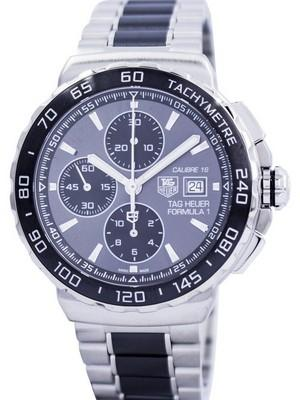 Tag Heuer Formula 1 Automatic Chronograph Calibre 16 Swiss Made CAU2010.BA0873 Mens Watch
