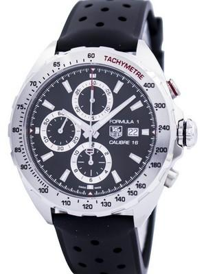 Tag Heuer Formula 1 Automatic Chronograph Calibre 16 Swiss Made CAZ2010.FT8024 Mens Watch