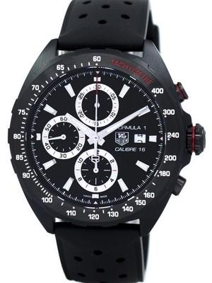 TAG Heuer Formula 1 Chronograph Tachymeter Automatic CAZ2011.FT8024 Mens Watch