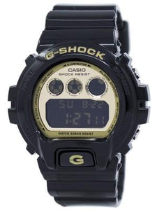 Casio G-Shock Shock Resistant Chrono Alarm DW-6900CB-1DS DW6900CB-1DS Mens Watch