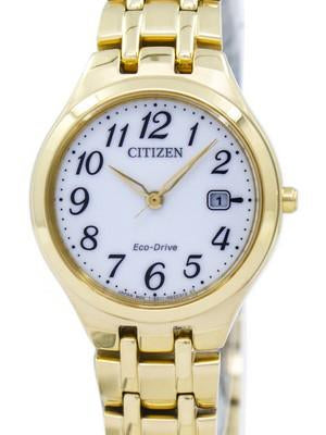 Citizen Corso Eco-Drive EW2482-53A Womens Watch