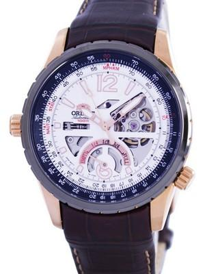 Orient Rally Automatic Semi Skeleton FFT00009W0 Mens Watch