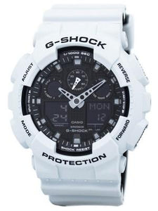 Casio G-Shock Special Color Model Analog-Digital GA-100L-7A Mens Watch
