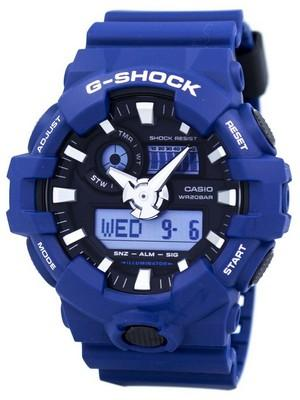 Casio G-Shock Analog Digital 200M GA-700-2A Mens Watch