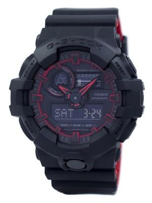 Casio G-Shock Illuminator Shock Resistant GA-700SE-1A4 GA700SE-1A4 Mens Watch