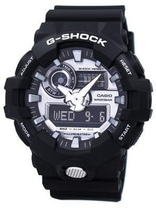 Casio G-Shock Analog Digital 200M GA-710-1A Mens Watch