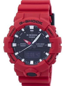 Casio G-Shock Shock Resistant Analog Digital GA-800-4ADR GA800-4ADR Mens Watch
