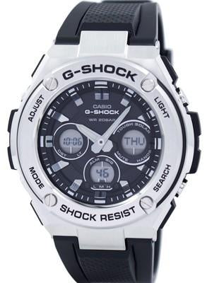 Casio G-Shock G-Steel Tough Solar Analog Digital GST-S310-1ADR GSTS310-1ADR Mens Watch