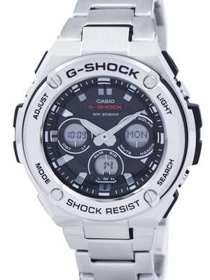 Casio G-Shock G-Steel Tough Solar Analog Digital GST-S310D-1A GSTS310D-1A Mens Watch
