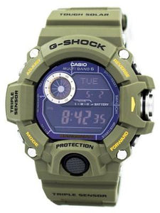Casio G-Shock Rangeman Multi-Band Atomic GW-9400-3 Mens Watch