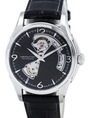 Hamilton Jazzmaster Open Heart Automatic H32565735 Mens Watch