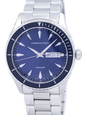 Hamilton Jazzmaster Seaview Quartz H37551141 Mens Watch