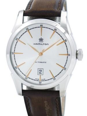 Hamilton American Classic Spirit Of Liberty Automatic H42415551 Mens Watch