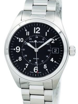 Hamilton Khaki Field Quartz H68551933 Mens Watch