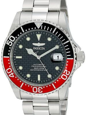 Invicta Pro Diver Professional Automatic 200M 15585 Mens Watch