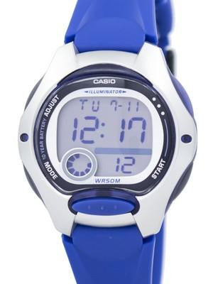 Casio Illuminator Dual Time Digital LW-200-2AVDF LW200-2AVDF Womens Watch