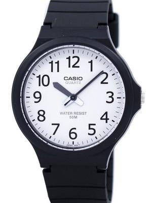 Casio Analog Quartz MW-240-7BV Mens Watch