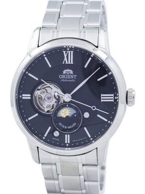 Orient Classic Sun  Moon Automatic RA-AS0002B00B Mens Watch