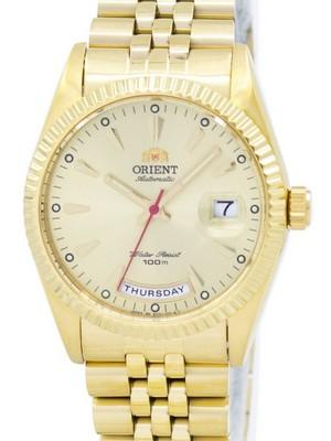 Orient Oyster Automatic Japan Made SEV0J004GH Mens Watch