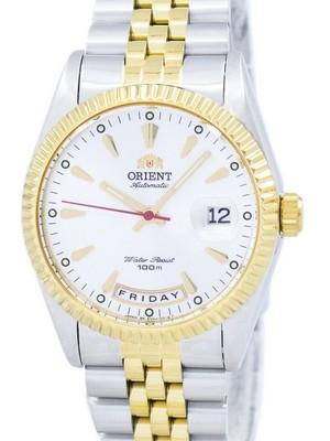 Orient Automatic Japan Made SEV0J005WH Mens Watch