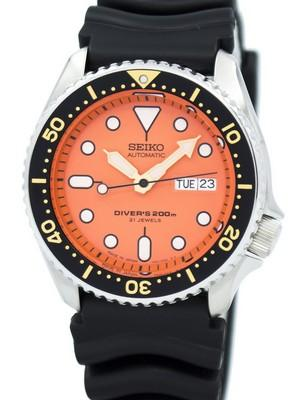 Seiko Automatic Divers 200m Japan-made SKX011 SKX011J1 SKX011J Mens Watch