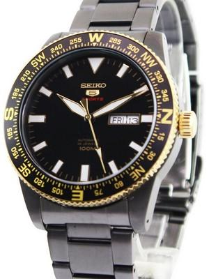 Seiko 5 Sports Automatic 24 Jewels SRP670 SRP670K1 SRP670K Mens Watch