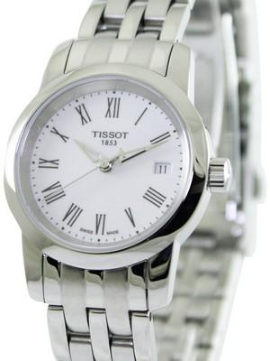 Tissot Classic Dream JUNGFRAUBAHN T033.210.11.013.10 T0332101101310 Womens Watch