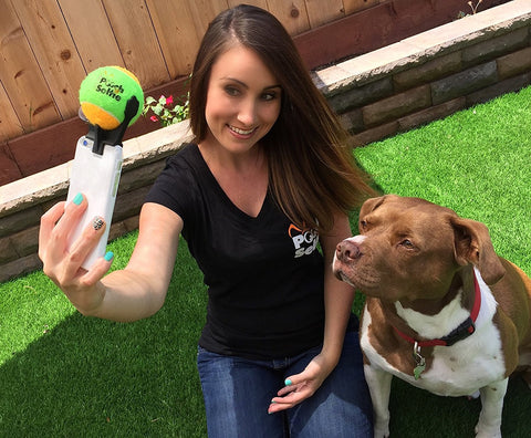 Image of The Pooch Selfie