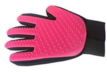 Image of Silicone pet brush Glove
