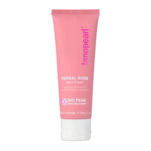Lanopearl Bio Peak Herbal Rose Hand Cream (LB68) (75ml)